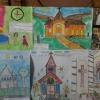 """""""Dumnezeu, Biserica și Eu"""" concurs regional de creaţii plastice desfășurat la Hilișeu-Horia - FOTO"""