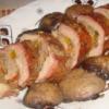 Pulpă de porc umplută