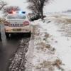Tânără de 21 de ani rănită într-un accident produs pe drumul Botoşani-Săveni
