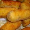 Crochete de cartofi umplute