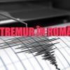 Două cutremure în România, în noaptea de sâmbătă spre duminică