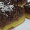 Prăjitură cu cremă de nucă și rom