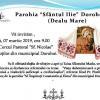 """Întâlnire a preoților din Cercul Pastoral """"Sf. Nicolae"""" Dorohoi la Parohia Dealu Mare"""