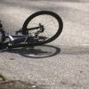 Biciclist din Dorohoi ajuns la spital după ce a căzut pe carosabil