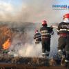 Focuri scăpate de sub control! 11 incendii de vegetație izbucnite de 8 martie
