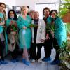 Doamnele din PSD Botoșani au oferit mărțișoare unor femei speciale - FOTO