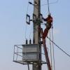 Delgaz anunță reluarea alimentării cu energie electrică a zonelor afectate de vântul puternic