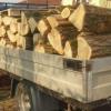 Transport de lemne ilegal descoperit într-o autoutilitară. Vezi ce a pățit șoferul