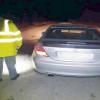 Mercedes oprit în toiul nopții de poliţiștii de frontieră dorohoieni. Ce au descoperit polițiștii