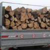 5.000 de lei amendă pentru un transport ilegal de lemne