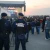 Efective mărite de jandarmi la Parcul de Agrement Turistic și Sportiv Cornișa din Botoșani
