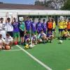 """Prietenie prin sport"" la Școala Gimnazială ""Mihail Sadoveanu"" DUMBRĂVIȚA - FOTO"