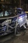Accident produs de un bărbat fără permis, aflat în stare de ebrietate. Mașina o avea de la un dorohoian!