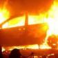 Un piroman a incendiat patru mașini în Botoșani