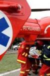Caz terifiant petrecut la Dorohoi! Tânără de 27 de ani electrocutată, preluată de urgență de elicopterul SMURD