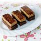 Prăjitură cu ness și blat cu ciocolată