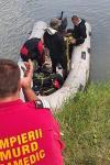 Dorohoianul dispărut a fost găsit înecat în Prut după 4 zile de căutări