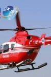 Victima accidentului de la Hilișeu preluată de elicopterul SMURD de la Dorohoi