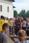 """""""Satul românesc privit prin ochii copilăriei"""" - motto de vacanță pentru participanții taberei găzduită de parohia Dealu Mare, Dorohoi - FOTO"""