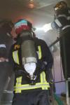 Panică într-un bloc din Botoșani! Incendiu izbucnit în camera unui apartament - FOTO