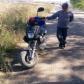 Depistat în trafic Poliţiştii de frontieră din Dorohoi, fără permis şi cu mopedul neînregistrat