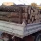 Material lemnos confiscat de poliţişti la Flămânzi