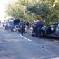 Accident la Brăești! O persoană a fost rănită după manevra unui șofer imprudent