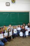Elevii comunei Cristinești cu ZEL educațional - FOTO