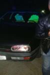 Bărbat băut şi fără permis, depistat la volan în miez de noapte de Poliţiştii de frontieră din Dorohoi
