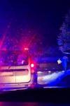 Accident urmat de incendiu! Un șofer beat criță s-a izbit cu mașina într-un camion
