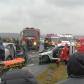 Tragedie pe drumul Botoșani – Iași! Patru morți și doi răniți după impactul dintre două mașini - FOTO