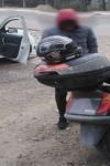 Tânăr fără permis, depistat la volan în miezul zilei de către Poliţiştii de Frontieră din Dorohoi