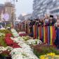 Peste 30.000 de credincioși la slujba Sfintei Liturghii de hramul Sfintei Cuvioase Parascheva de la Iași