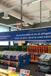 Lidl România a implementat noi măsuri pentru a-și proteja angajații și clienții - FOTO