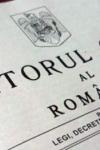 Modificările Codului Penal pentru prevenirea răspândirii coronavirusului s-au publicat în Monitorul Oficial