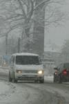 S-a întors iarna! Polițiștii recomandă tuturor conducătorilor auto să circule cu prudență