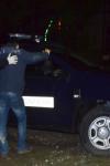 Cetăţean sârb depistat de poliţiştii de frontieră în timp ce încerca să intre ilegal în România