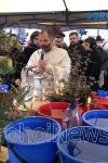 Bobotează 2021: Sute de credincioși din Dorohoi au primit agheasma mare - FOTO