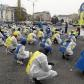 """Membrii """"Solidaritatea Sanitară"""" protestează în toată țara"""