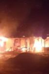 Locuință distrusă la Mileanca! Pompierii din Darabani și Dorohoi au intervenit pentru stingere