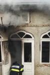 Bărbat ajuns la spital cu arsuri după ce a încercat să aprindă focul în sobă cu benzină - FOTO