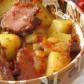 Mâncărică de cartofi cu afumătură