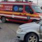 Trei  mașini lovite și trei tineri au ajuns la spital după un accident produs la Cătămărăști Deal