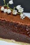 Pască cremoasă cu ciocolată