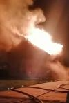 Casă cuprinsă de flăcări la Darabani! Pentru stingere au intervenit și pompierii din Dorohoi – FOTO