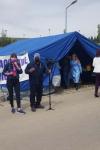 BOTOȘANI: Vaccinare drive-thru în Cornișa – FOTO