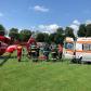 Elicopter SMURD chemat la Dorohoi pentru un bărbat din Saucenița care a suferit un infarct - FOTO