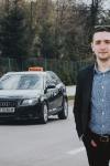 Instructorul auto Andrei Gorgan – Răbdare, seriozitate și simț responsabil - VIDEO / FOTO