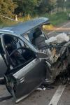Polițiștii rutieri au stabilit cauzele accidentului produs în această dimineață