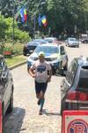 """Maratonistul poliţiştilor a ajuns şi la Botoşani """"Susținem familiile polițiștilor răpuși de COVID! - FOTO"""